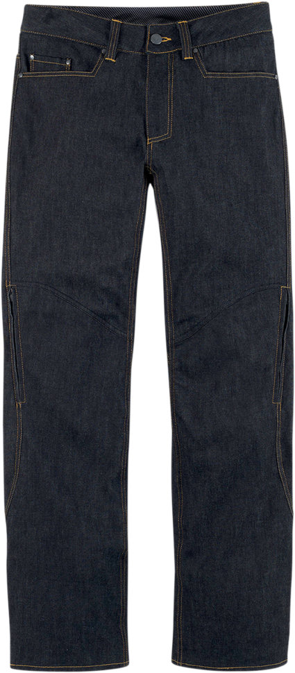 Icon Insulated Denim штаны - синие