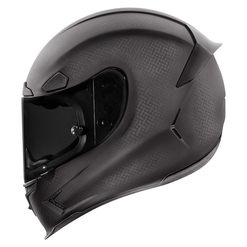 Icon Airframe Pro Ghost Carbon шлем - черный